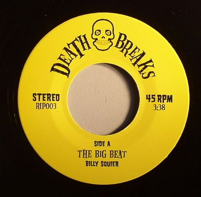 Billy Squier/THE BIG BEAT 7""