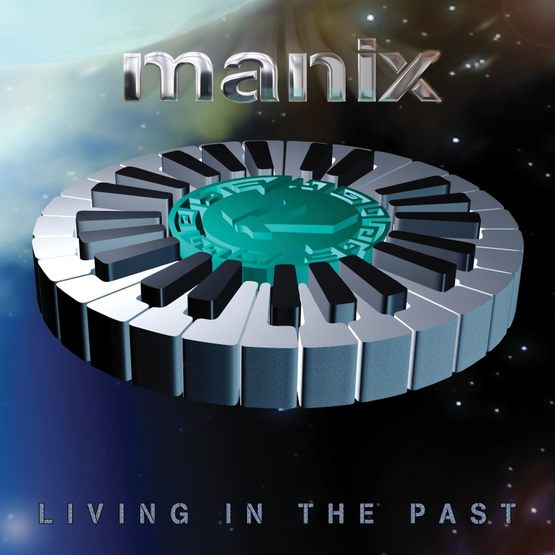 Manix/LIVING IN THE PAST (MARC MAC) CD
