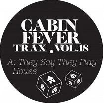 "Cabin Fever/CABIN FEVER VOL.18 12"""