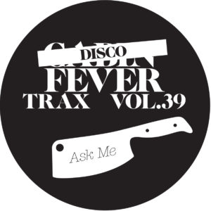 Cabin Fever/DISCO FEVER VOL.39 12""