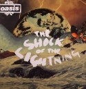 Oasis/SHOCK OF THE LIGHTNING 7""