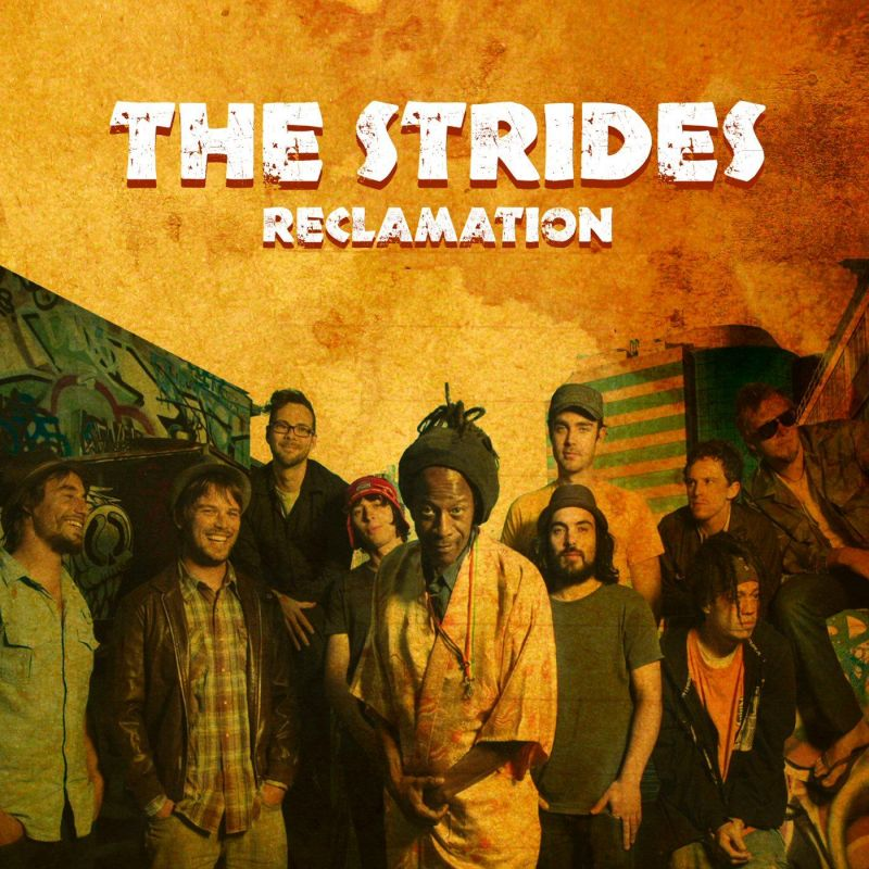 Strides, The/RECLAMATION  CD