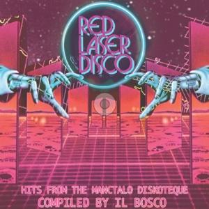 Various/RED LASER DISCO DLP