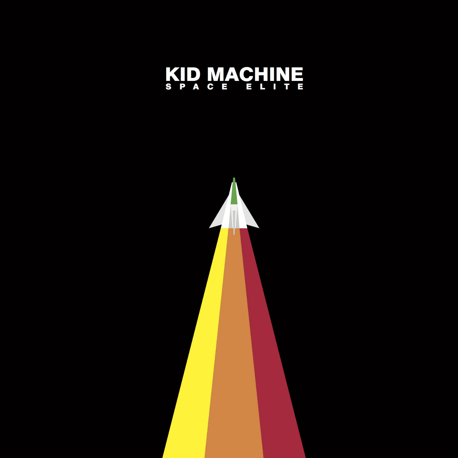 Kid Machine/SPACE ELITE DLP