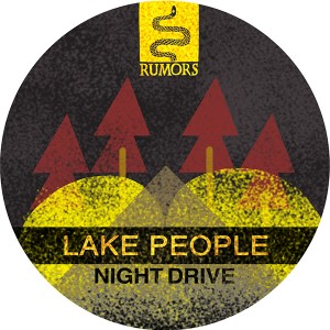 Lake People/NIGHT DRIVE 12""