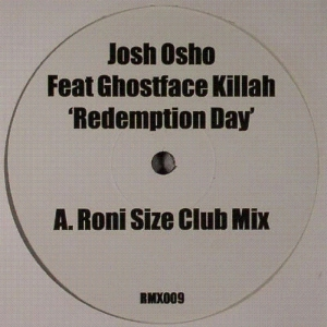 Josh Osho/REDEMPTION DAYS REMIX 12""