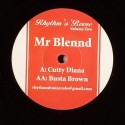 Mr. Blennd/CUTTY DIANA (RNB VOL. 2) 7""