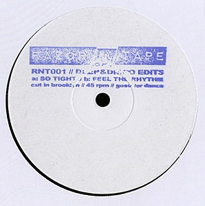 Deep & Disco/RAZOR-N-TAPE EDITS 12""
