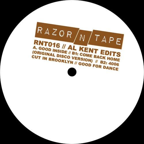 """Al Kent/RAZOR-N-TAPE EDITS 12"""""""