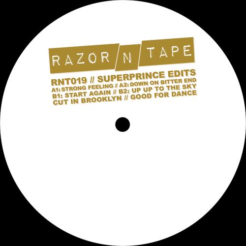 "Superprince/RAZOR-N-TAPE EDITS 12"""