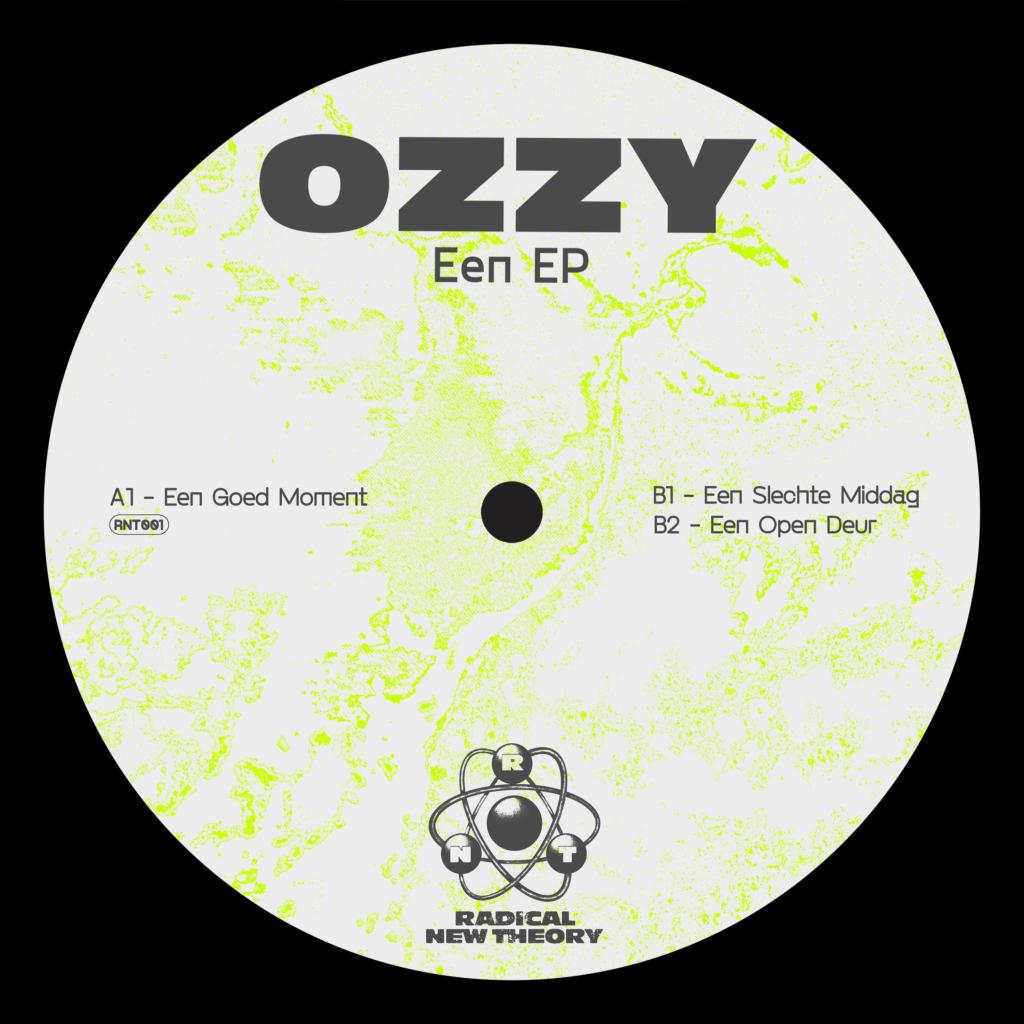 """Ozzy/EEN EP 12"""""""