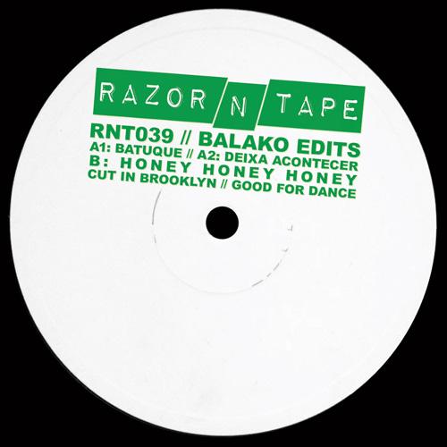"Balako/RAZOR-N-TAPE EDITS 12"""