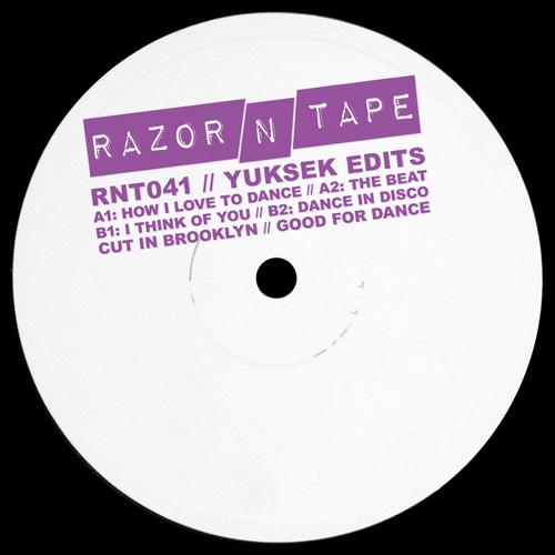 "Yuksek/RAZOR-N-TAPE EDITS 12"""