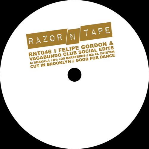 "Felipe Gordon/RAZOR-N-TAPE EDITS 12"""