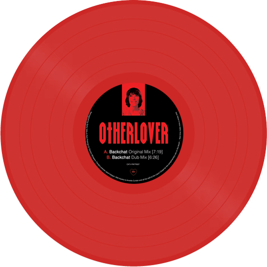 Otherlover/BACKCHAT 10""