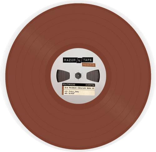 "Loz Goddard/DRUNKEN MONK EP 12"""