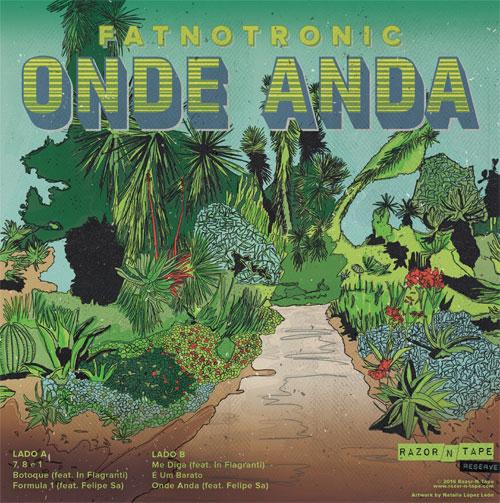 "Fatnotronic/ONDE ANDA 12"" + 7"""