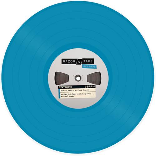 "Kraak & Smaak/WAY BACK HOME EP 12"""