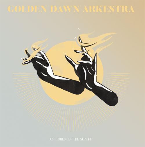 """Golden Dawn Arkestra/CHILDREN.. EP D12"""""""