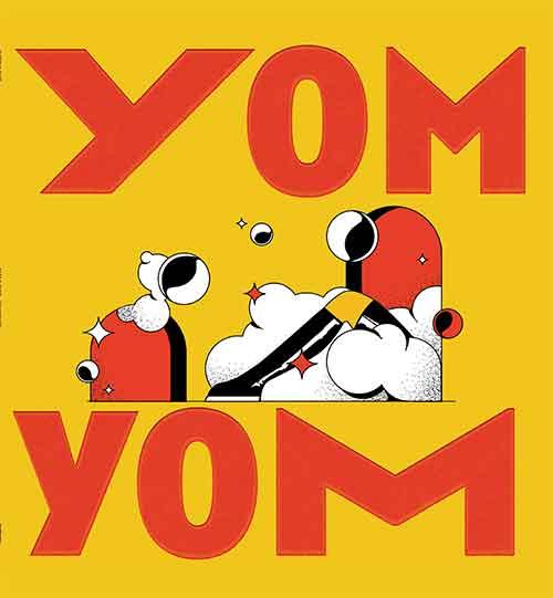 """Rabo & Snob/YOM YOM EP 12"""""""