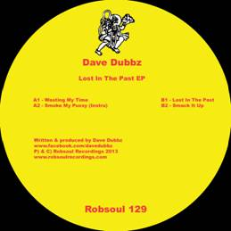 Dave Dubbz/LOST IN THE PAST EP 12""