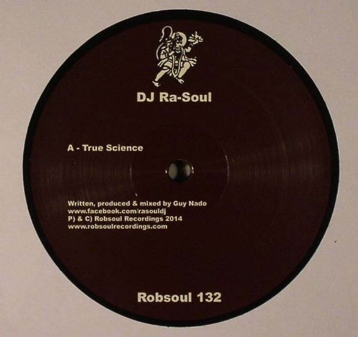 DJ Ra-Soul/TRUE SCIENCE 12""