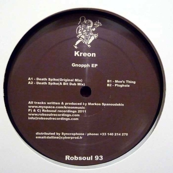 """Kreon/GNOPPH EP 12"""""""