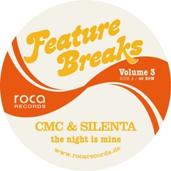 CMC & Silenta/FEATURE BREAKS VOL. 3 12""