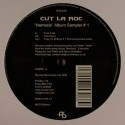 Cut La Roc/NEMESIS (ALBUM SAMPLER) 12""