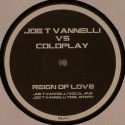 Coldplay/REIGN OF LOVE-JTV REMIX 12""