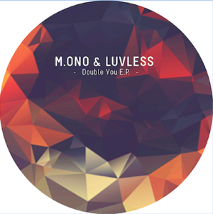 M.ono & Luvless/DOUBLE YOU EP 10""
