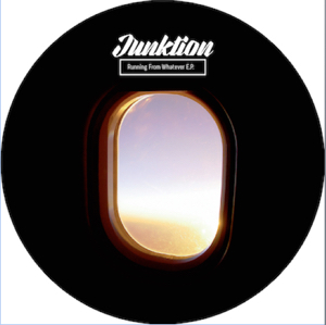 Junktion/RUNNING FROM WHATEVER 10""