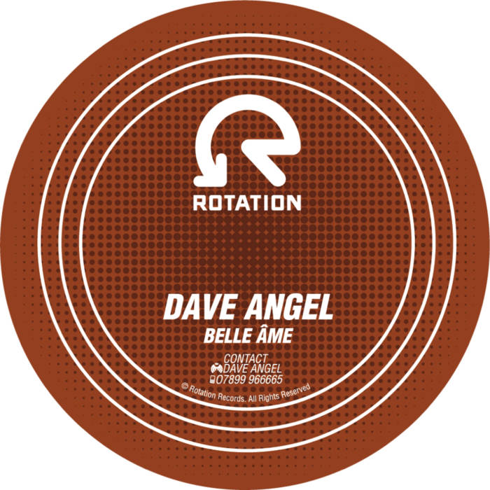 Dave Angel/BELLE AME 12""