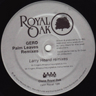 Gerd/PALM LEAVES REMIXES - L.HEARD 12""