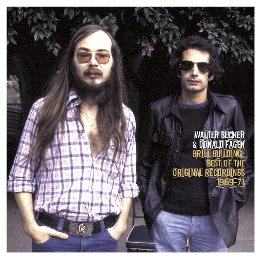 Becker & Fagen/BRILL BUILDING 68-71 LP