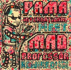 Pama Intl Meets Mad Professor/REWIRED CD
