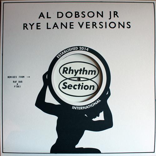 """Al Dobson Jr/RYE LANE VERSIONS EP 12"""""""