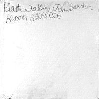 John Bender/PLASTER FALLING LP (REGULAR)
