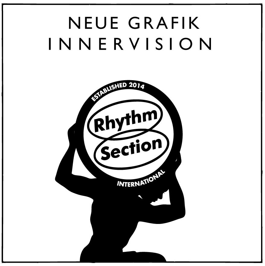 """Neue Grafik/INNERVISION EP 12"""""""