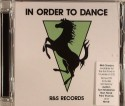 Various/IN ORDER TO DANCE DCD