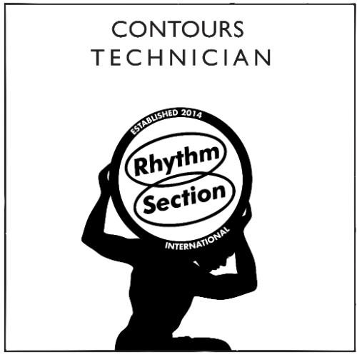 """Contours/TECHNICIAN EP 12"""""""