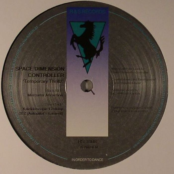 Space D.C./TEMPORARY THRILLZ EP D12""
