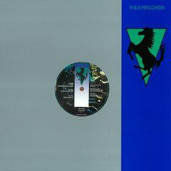 "Lone/CRYSTAL CAVERNS 1991 12"""