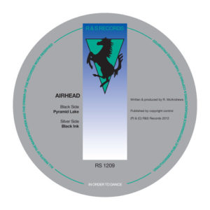 """Airhead/PYRAMID LAKE 12"""""""