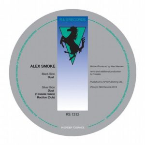Alex Smoke/DUST (TESSELA REMIX) 12""