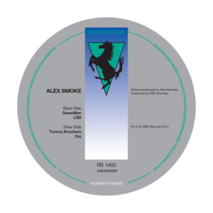 Alex Smoke/GREENMAN 12""