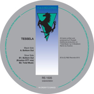 Tesella/BOTTOM OUT (KOWTON REMIX) 12""