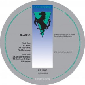Slackk/BACKWARDS LIGHT EP 12""