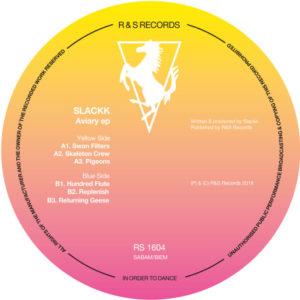"""Slackk/AVIARY EP 12"""""""