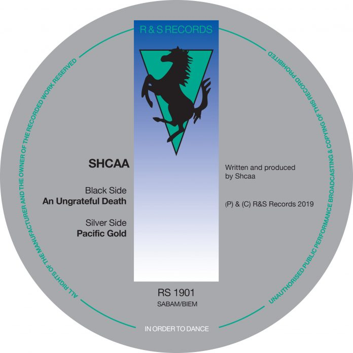 Shcaa/AN UNGRATEFUL DEATH 12""